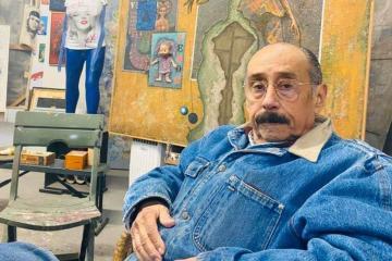 Fallece Álvaro Blancarte Osuna, artista plástico de Tecate