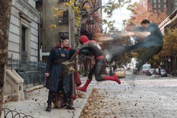 """Tráiler de """"Spider-Man Sin Camino a Casa"""" rompe récord..."""