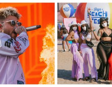 Termina Baja Beach Fest en Rosarito; deja derrama económica y...