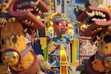 """Lanzan trailer de """"Maya y Los Tres""""; serie animada creada por..."""