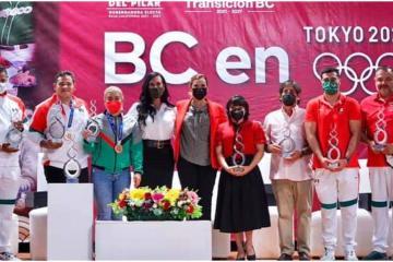 Gobernadora electa de BC, Marina del Pilar, se compromete con...