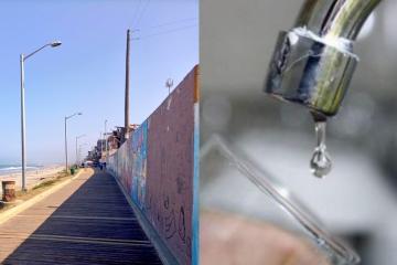 Habrá corte de agua para 68 colonias de Tijuana y Rosarito este...