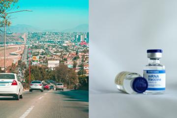 Próxima semana llega segunda dosis de vacuna Pfizer a Baja California