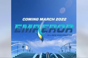 Una nueva atracción llegará a SeaWorld San Diego en 2022