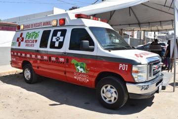 Ensenada tendrá su primer ambulancia para traslado y rescate animal