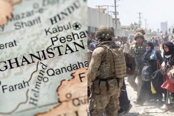 40 residentes de San Diego están varados en Afganistán