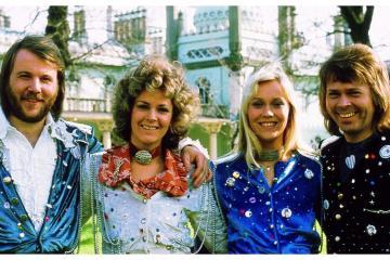 Regresa ABBA con nuevo espectáculo y canciones