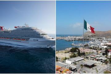 Ensenada recibirá crucero Carnival el domingo debido a clima en...
