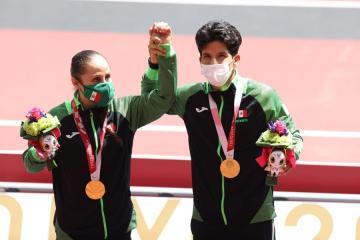 Mexicana Mónica Rodríguez consigue récord mundial en Juegos...