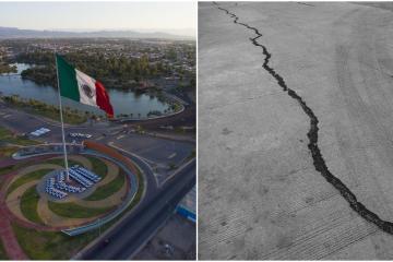 Sorprende a Mexicali sismo de magnitud 3.4