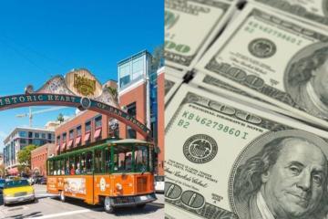 Residentes de San Diego recibirán segundo pago de estímulo...
