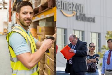 Amazon contratará a 40 mil personas en el evento de reclutamiento...