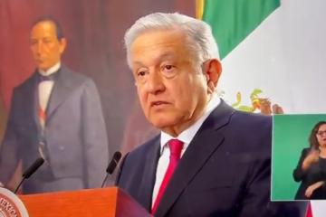 AMLO presume récord histórico en materia económica en Tercer...