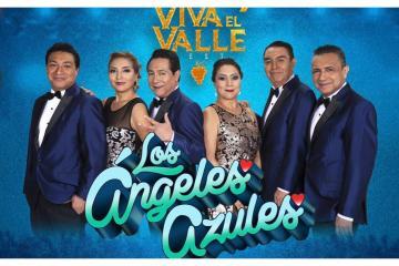 Los Ángeles Azules se presentarán en Valle de Guadalupe