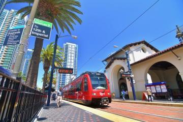Cambia forma de pago para transporte público en San Diego