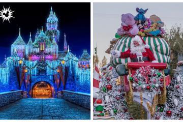Disneyland anuncia fecha para su temporada navideña