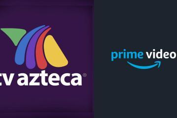 TV Azteca llega a Amazon Prime Video en México