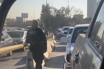 Patrullajes en frontera San Diego-Tijuana aumentarán durante fin...