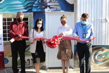 """Inauguran """"Centro Comunitario para la Coexistencia Pacífica en..."""