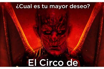"""""""El Circo de Lucifer"""" llegará a Tijuana en octubre"""