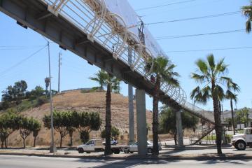 Tijuana City Council studies 157 bridges to prevent structural damages