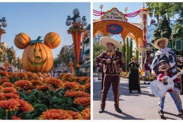 Disneyland California celebra Halloween Time y se inspira en Día...