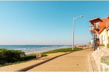 Cierran playas de Tijuana hasta nuevo aviso