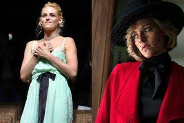 Recibe Kristen Stewart ovación de pie en Festival de Cine de Venecia