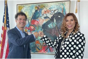 Marina del Pilar concludes tour in California and strengthens...