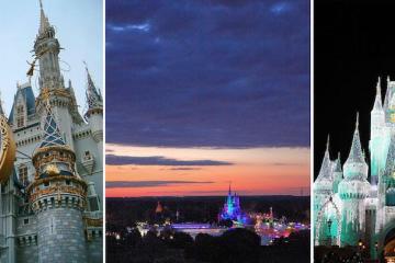 Fotos: Renovarán castillo de Cenicienta; así se ha transformado...