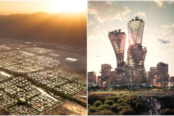 Telosa: la ciudad sostenible que se construirá en un desierto de EEUU