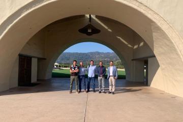 Sector vitivinícola mexicano se reúne con Napa Valley para...
