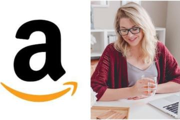 Amazon México busca 400 personas para trabajar ¡desde casa!