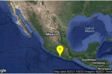 Continúan réplicas por sismo en Acapulco; suman más de 70