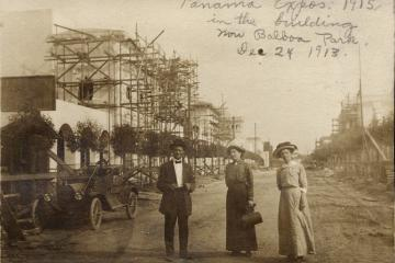 This is how Balboa Park looked like in the early 1900s