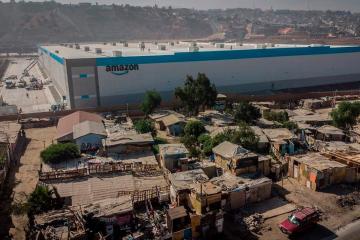 Ciudadanos temen desalojo por nueva sede de Amazon en Tijuana