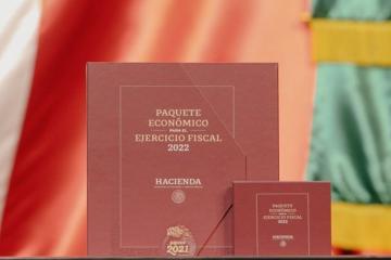 Paquete económico 2022 contempla aumentar presupuesto a seguridad...