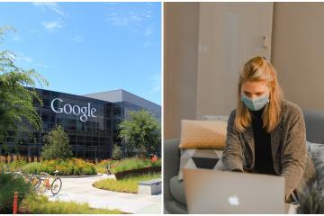Google, Amazon, Microsoft y otras empresas posponen regreso a...