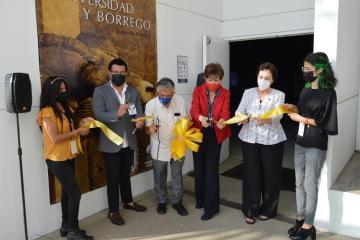 """Museo caracol en Ensenada inaugura exposición """"Universidad y..."""