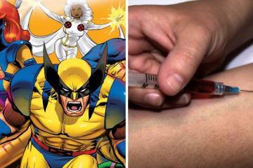 Viral: Adolescente se inyecta mercurio para convertirse en un X-Men