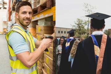 Amazon pagará matrícula universitaria completa a trabajadores por...