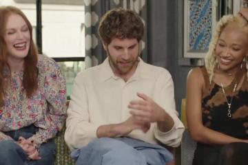 Entrevista al elenco de la cinta Dear Evan Hansen