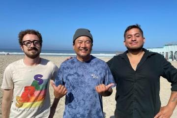 Visita Tijuana el famoso chef Roy Choi