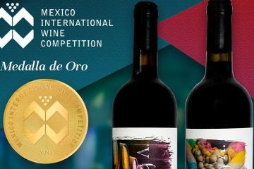 Vinícola del Valle de Guadaldupe gana medallas de oro en...