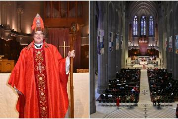 Persona transgénero es elegida como obispo en iglesia de California