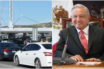 AMLO asegura que ya es posible reapertura fronteriza con EEUU