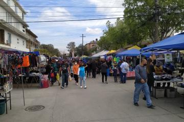 Tijuana: 20 vendedores ambulantes son sancionados por no acatar...