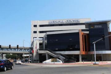 Concluyen primera fase del Hospital Internacional en Tijuana