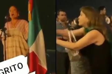 Cónsul de México en Turquía da el Grito y dice ¡Viva López...