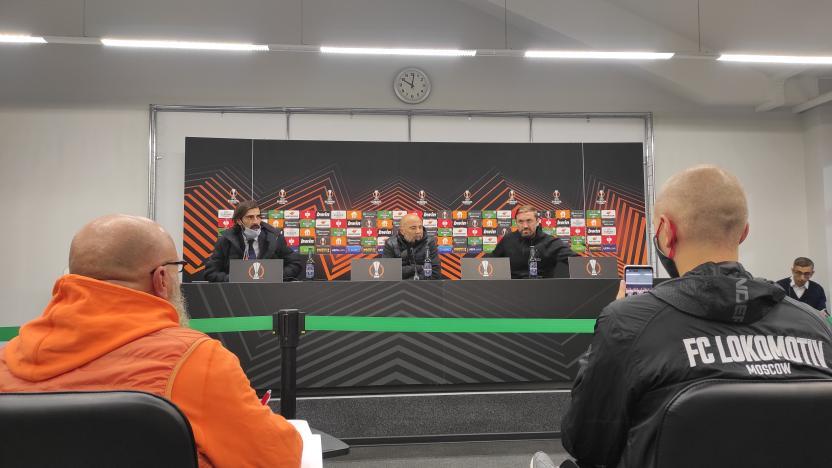 A Jorge Sampaoli no se le hizo justo el resultado del Marsella ante el Lokomotiv en Rusia.
